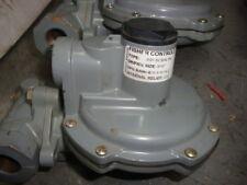 Fisher Controls Gas Regulator 3/8 orifice Hsb-Bcbalyn Spring 6 To 8