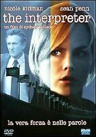 The Interpreter - DVD Ex-NoleggioO_ND004087