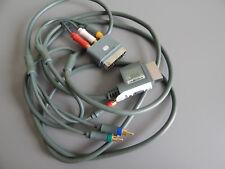 Cable Péritel Officiel Microsoft Xbox 360 Télé TV HD