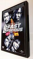 2 Fast 2 Furious (Azione 2003) DVD 2Fast 2Furious