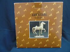 Willitts Carousel Memories Limited Edition Americana Collection Horse Style 3460