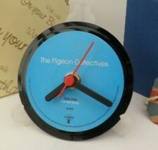 *new* THE PIGEON DETECTIVES VINYL RECORD SINGLE CLOCK - An actual Record INDIE