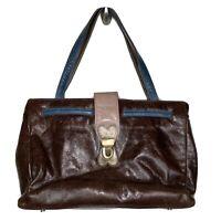 Spencer & Rutherford Women Leather Shoulder Bag Limited Edition 171/500