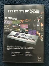 Yamaha Motif XS The World Of Motif XS DVD VIDEO, Billias Athan