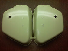 "Honda CB350 CB 350 K0 K1 K2 left & right side cover set! '68-'70 ""new replica"""
