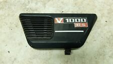 81 Moto Guzzi V1000 V 1000 G 5 G5 left side cover panel