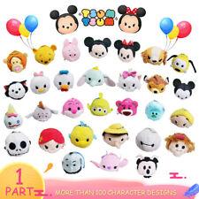 3.5'' Disney Tsum Tsum Mini Doll Stuffed Plush Kid Toy Screen Cleaner With Chain