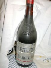 vino barolo Fontanafredda anno 1970
