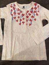 NWT TEA COLLECTION Girls Long Sleeve Shirt Size 4