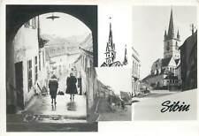 Romania Sibiu postcard
