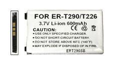 2X New Sony Ericsson BATTERY K300 T290 K508 F500 T230 T226 K500 (2pcs)
