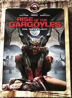 Rise of the Gargoyles: Maneater Series - (DVD, Horror, 2008) New - Free Shipping