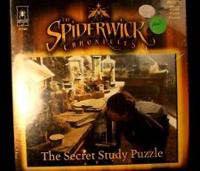 "NIB Unsealed Children's Jigsaw puzzle 200 pc ""The Spiderwick Chronicles"""