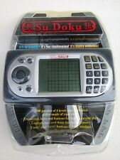 Vtg Electronic Handheld SuDoku Game with 2500 Puzzles New