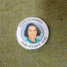 SYDNEY 2000 OLYMPIC MEDAL - OATH READER, HAWKES