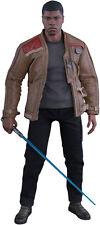 FINN Hot Toys 1/6 Star Wars Force Awakens UK SHIPPED IN STOCK HOT902625
