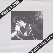 "The Clash - White Riot Tour 7"" Live UK May 1977 Strummer Jones Simonon Headon"