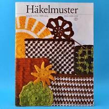 Häkelmuster | DDR 1978 | Verlag für die Frau | Vorlagen Häkeln B