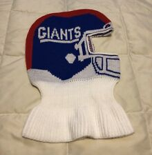 New York Giants Vintage Winter Ski Mask Beanie Hat NFL Lawrence Taylor 80s New