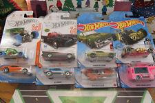 Hot-Wheels - All Star Combo- id Chase - Super T. H.- Barbie -Star Wars - Reg.Th