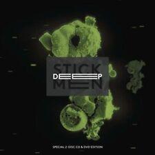 Deep [Special Edition] by Stick Men/Stickmen (CD, Apr-2013, Stickmen)