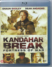 BLUE RAY - KANDAHAR BREAK - FORTRESS OF WAR R2 europe