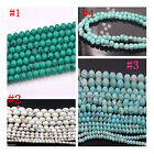 """Wholesale 15""""-16"""" 4MM-12MM Natural Gemstone Spacer Loose Beads Strand Pick Up"""