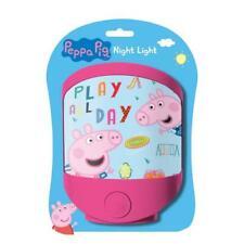 Peppa Wutz Nachtlicht Schlummerlicht Schlaflicht Kinderzimmer Beleuchtung Kind