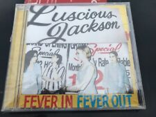 Fever In Fever Out by Luscious Jackson (CD, Apr-1997, JDC Records)