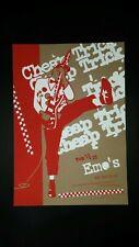 Cheap Trick Poster/Print February 11 & 12, 2002 Emo'S Austin Texas Billy Perkins