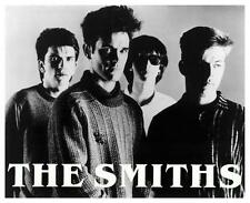 the Smiths *Poster* Morrissey Johnny Marr Andy Rourke Mike Joyce