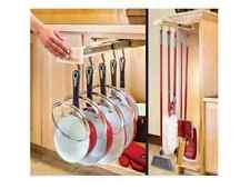 Pot Pan Holder Rack Kitchen Utensil Cookware Hanger Hanging Organizer Pots Pans