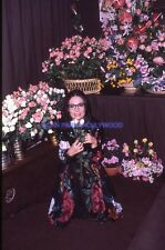 NANA MOUSKOURI 70s DIAPOSITIVE DE PRESSE ORIGINAL VINTAGE SLIDE #35