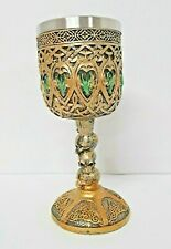 6.75 Inch Medieval Dragon Goblet Wine Drinking Cup Mug Vessel Halloween Party