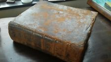 1792 Bible Fabulous Item