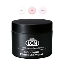 LCN  Bondique Black Diamond CLEAR UV-Gel 20 ml