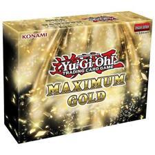 KONAMI Yu-Gi-Oh! Maximum Gold Tuckbox