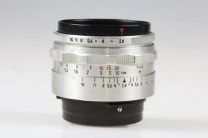 ZEISS Jena Flektogon 35mm f/2,8 für Pentina - SNr: 4919922