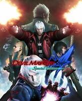 Capcom Devil May Cry 4 PS4 Special Edition