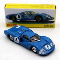 1:43 Atlas Dinky Toys 1425E Blue MATRA 630 ALLOY #5 Diecast Models Car Gift Boys