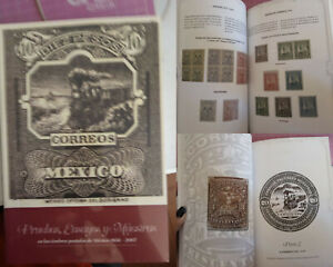 J) 2007 MEXICO, CATALOGUE, PROOF, PROOF AND SAMPLES, VERSION IN SPANISH, COLORFU