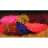 Hareline Marabou Strung Blood Quills - All Colors