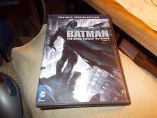 BATMAN DVD THE DARK KNIGHT RETURNS PART 1