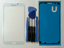 Samsung Galaxy Note 3 Neo Mini White Genuine Glass Screen Lens Tools Adhesive