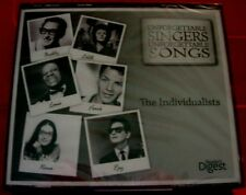 The Individualists 3-CD NEW SEALED Roy Orbison/Buddy Holly/Frank Sinatra+