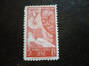 Stamps - Ifni - Scott# C48