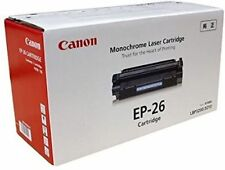 Canon Genuine CART EP-26 BLACK Original Printer Black Toner Cartridge Ink EP26