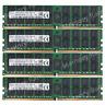 Hynix 64GB 4X 16GB PC4-2133P DDR4-17000 288Pin REG ECC RDIMM Server Memory Ram