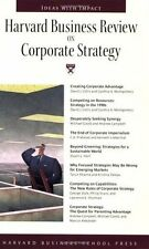 Harvard Business Review  on Corporate Strategy by Harvard Business Review...