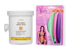 Gigi Brazilian Home Hard Wax Pubic Intimate Area Hair Removal Protection Shield